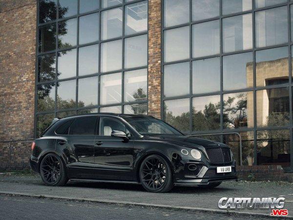 Tuning Bentley Bentayga