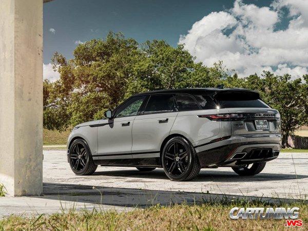 Tuning Range Rover Velar