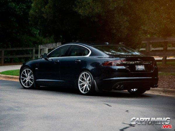 Tuning Jaguar XF 2011
