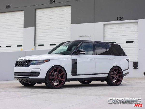 Tuning Range Rover 2018