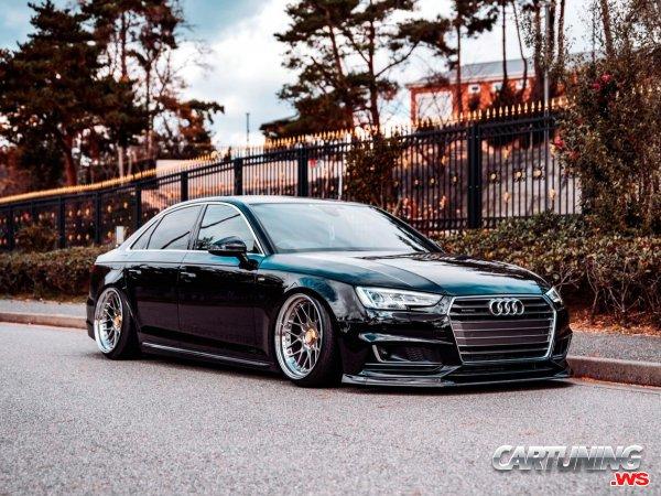 Tuning Audi A4 B9