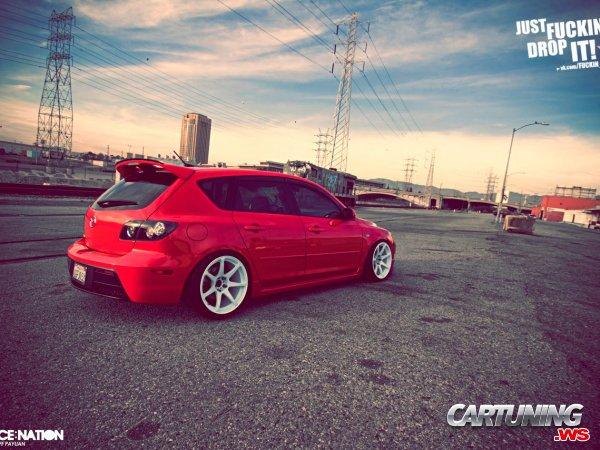 Tuning Mazdaspeed 3