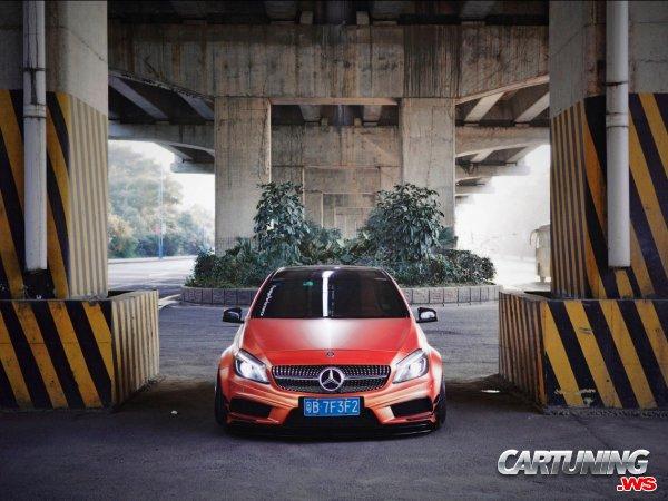 Mercedes-Benz A45 AMG W176 Wide body