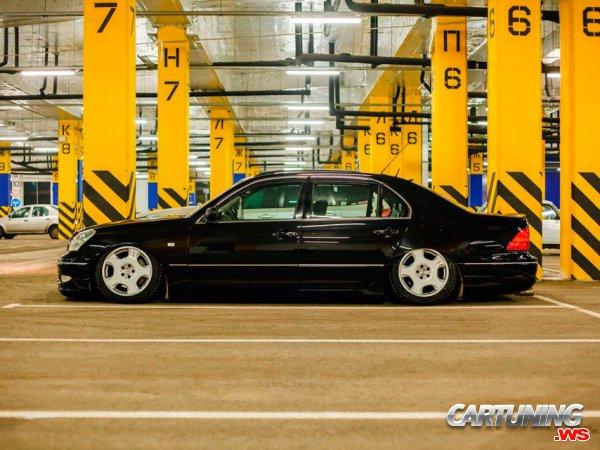 Tuning Lexus LS430
