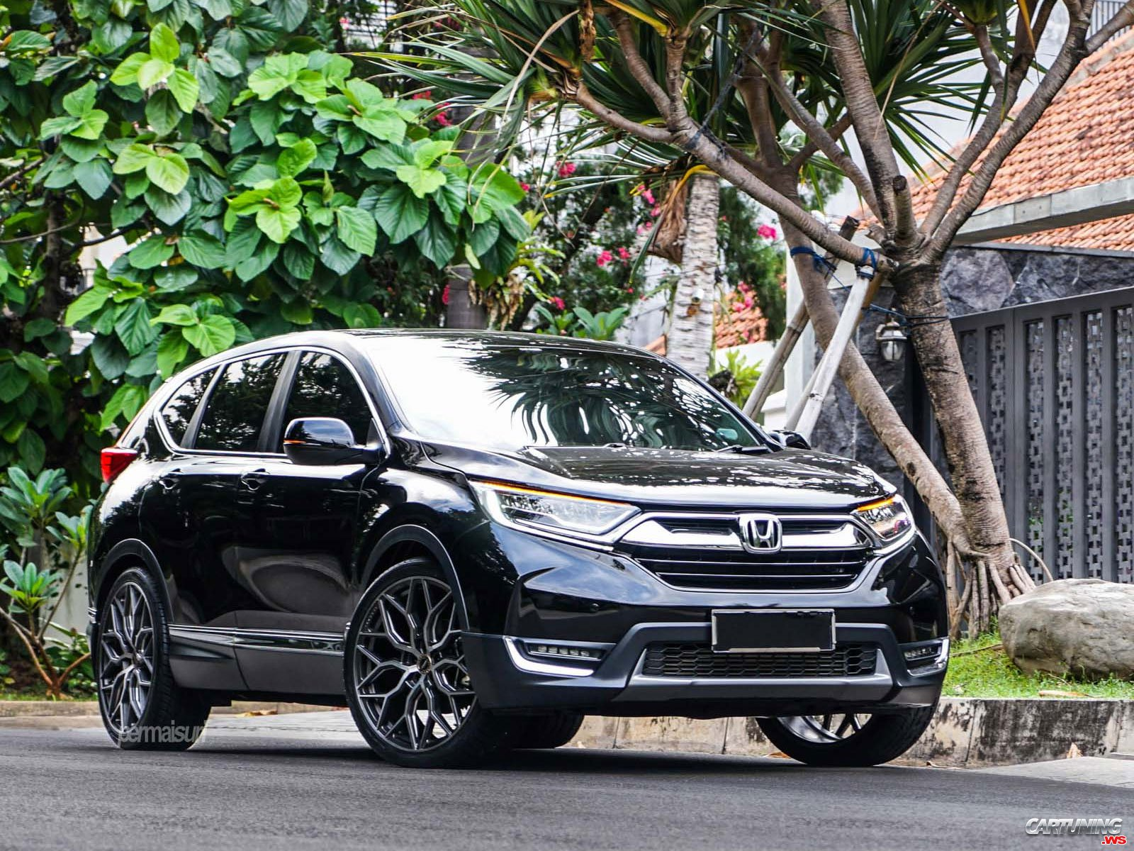 Tuning Honda Cr V 2019