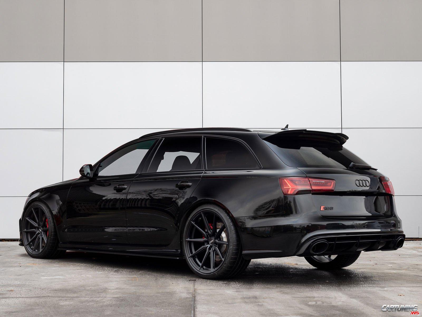 Tuning Audi Rs6 C7 Avant Back