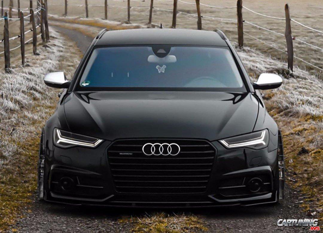 Audi A6 Avant C7 Airlift Front