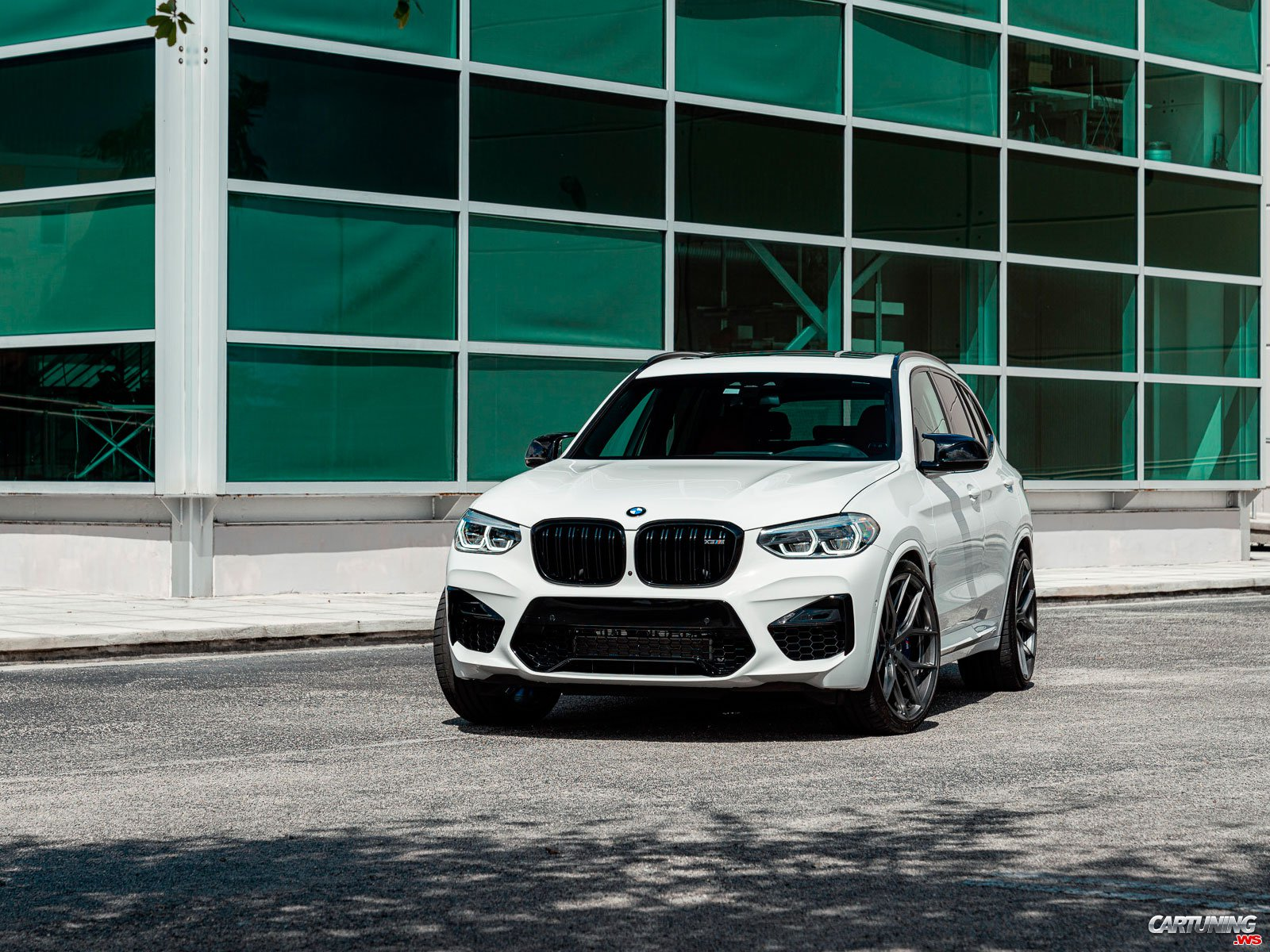 Tuning Bmw X3m F97 Front