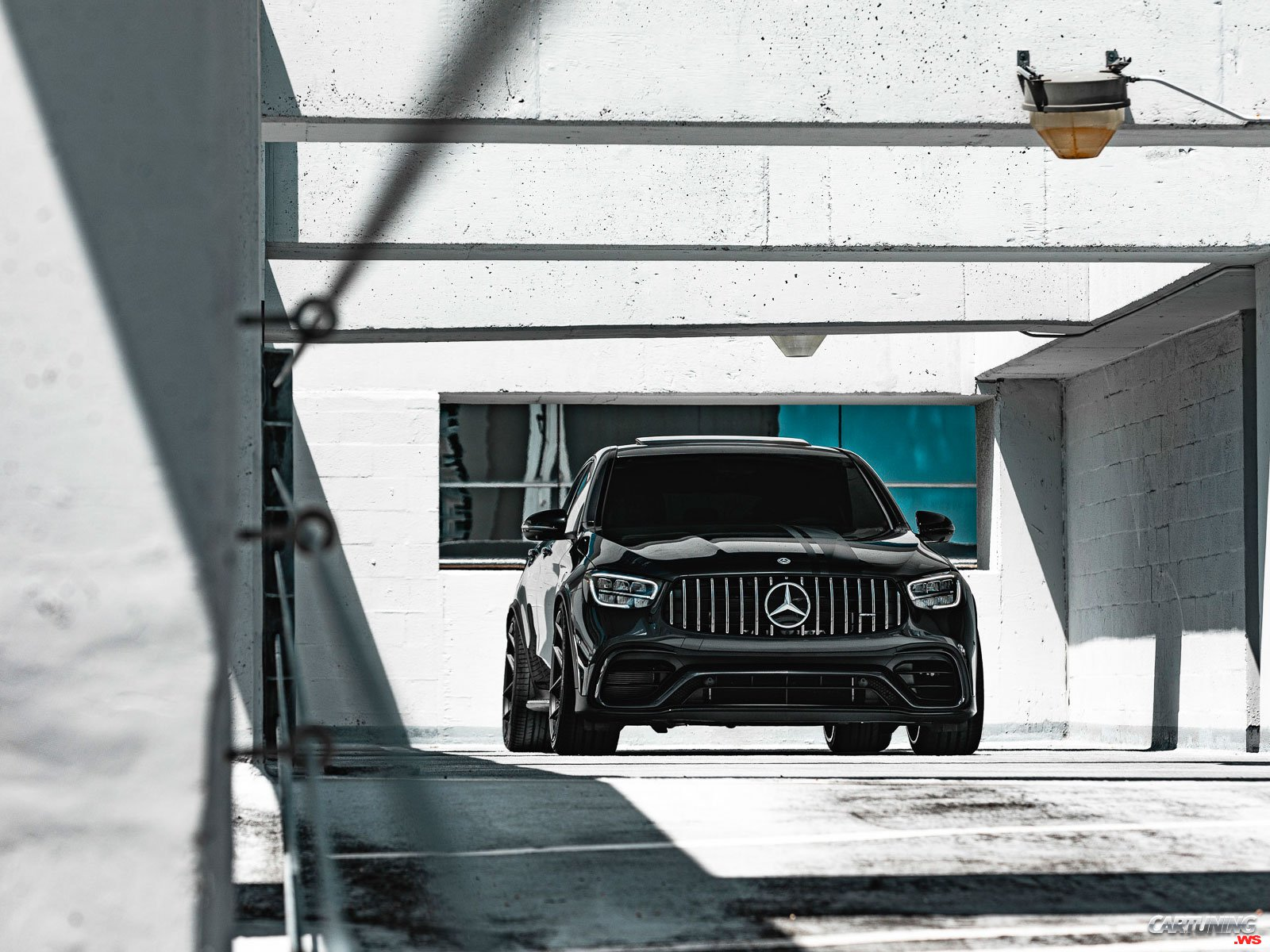Tuning Mercedes Benz Glc Coupe 63s C253 Front